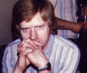 Chris Thurston c1978